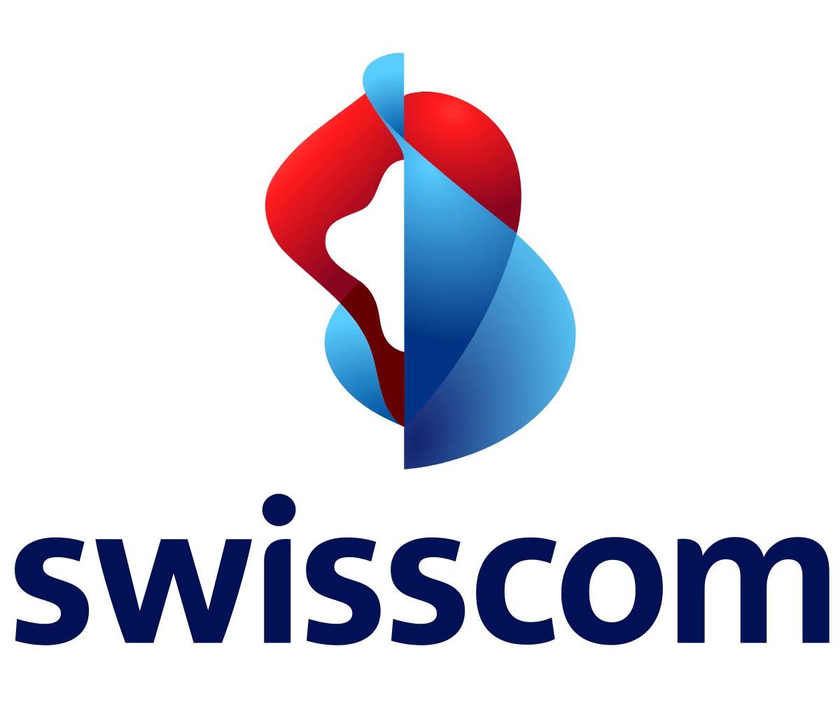Swisscom Logo And Wordmark