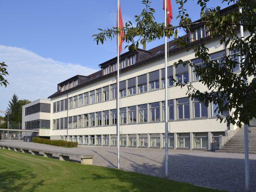 Elektroarbeiten Schulhaus Zentral Schmerikon 1