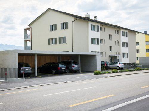 Umbau Oberseestrasse 90 2