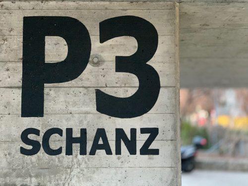 Parkhaus Schanz Rapperswil 1