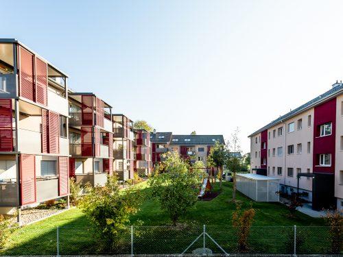 Sonneblickstrasse Winterthur 3