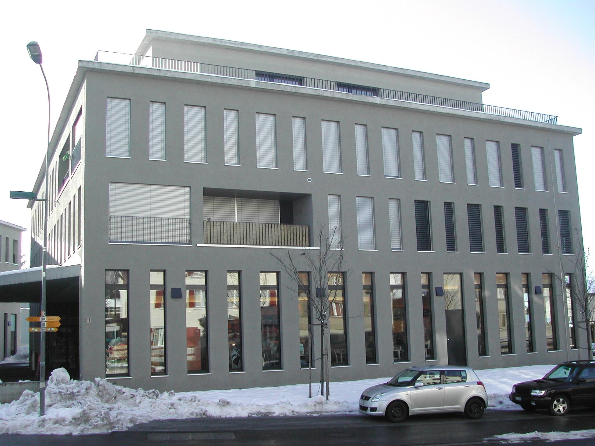 Zentrum Ebnet Eschenbach 1