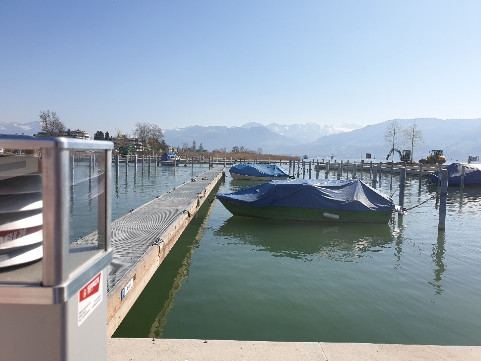Hafen Lido